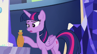 Twilight --you didn't do anything wrong-- S5E22