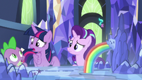 Twilight Sparkle -actually, it is- S7E10