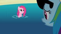 Wet mane Pinkie Pie S3E3