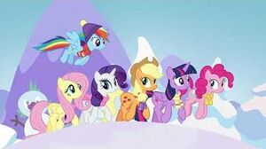 ARABIC - My Little Pony - Best Friends Until the End of Time