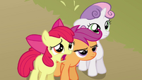 Apple Bloom 'That's not fair, Babs!' S3E04