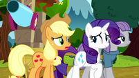 Applejack -she did say that- S8E18