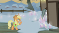 Applejack greeting Marble Pie S5E20.png