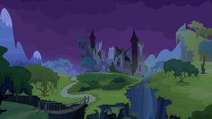 Castelo das Irmãs Reais a noite T4E03