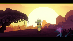 Daring Do Into the Sunset S2E16
