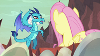 """Ember """"encouraging them to stay in"""" S9E9"""