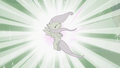Fluttershy's necklace activated S2E02.png
