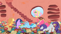 """Fluttershy """"Did my cheering do that?"""" S1E16"""