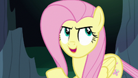 Fluttershy Changeling --might be the real Fluttershy-- S6E26