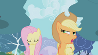 Fluttershy happy S1E04