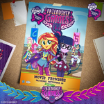 Friendship Games Facebook promotional image