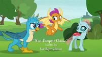 "Gallus ""getting out of the classroom"" S8E9"