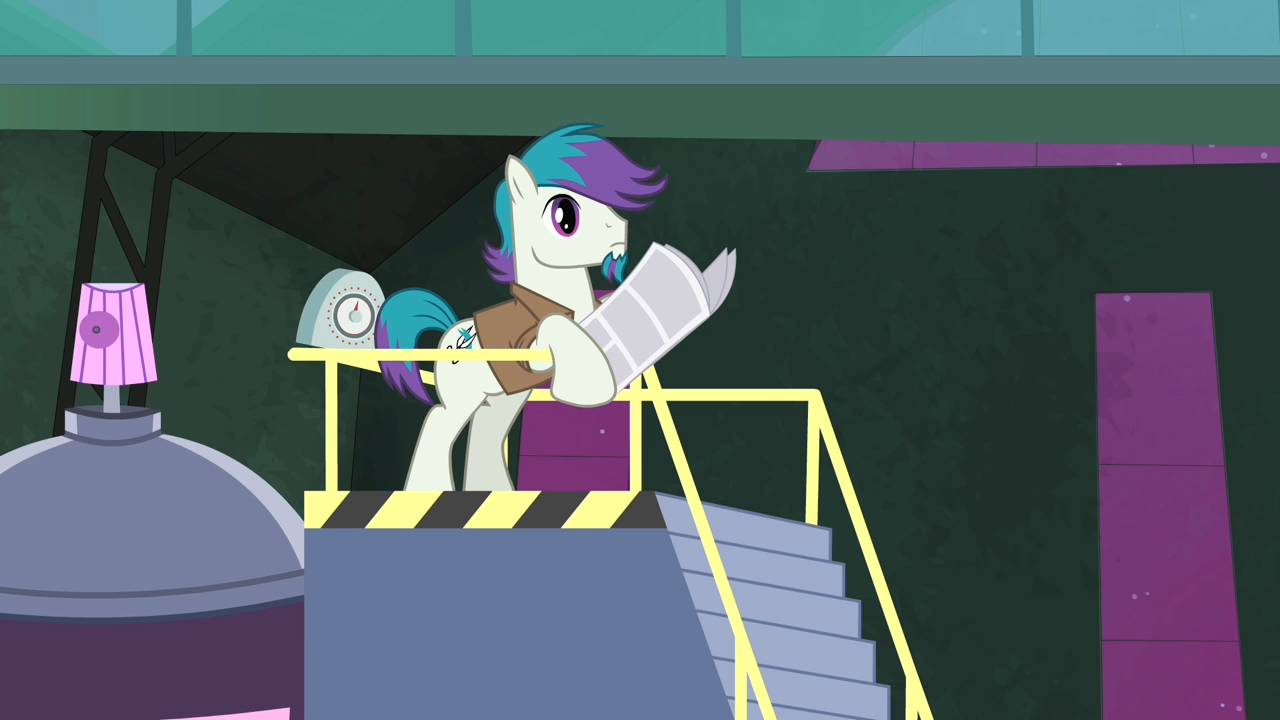 image henchpony hears alarm clock s4e06 png my little pony