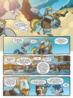 Legends of Magic issue 8 page 3