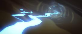 Lightning strikes from the sky (new version) MLPTM