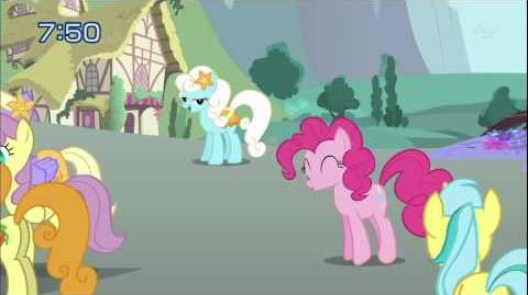 My Little Pony Tomodachi wa Mahou The Ticket Song My Little Pony