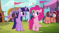 Pinkie -I'm good at what I do- S5E11
