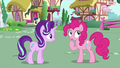 Pinkie Changeling doesn't know Starlight's name S6E25.png