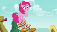 "Pinkie Pie ""there's only one way to save me!"" S7E23"