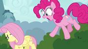 Pinkie Pie ''Eu adoro torcidas!'' T4E16