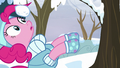 Pinkie Pie ducks under the snowball S5E5.png