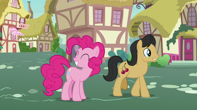 File:Pinkie Pie successfully proves Rarity's theory S7E9.png