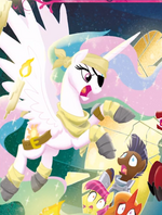 Princess Solar ID Tails of Equestria