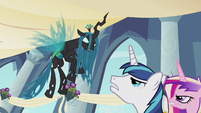 Queen Chrysalis what good S2E26