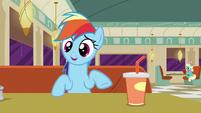 Rainbow Dash --pretty much all I can do-- S6E9