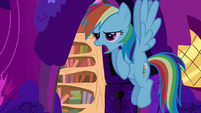 Rainbow Dash groans S2E22