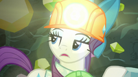 "Rarity ""maybe you should move closer"" S9E19"