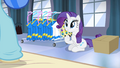 Rarity applauding Sapphire's performance S4E19.png