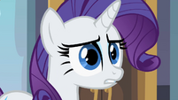 Rarity hate let down S2E9