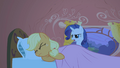 Rarity mad at sleeping Applejack S1E8.png