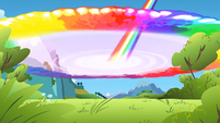 Sonic rainboom S1E23