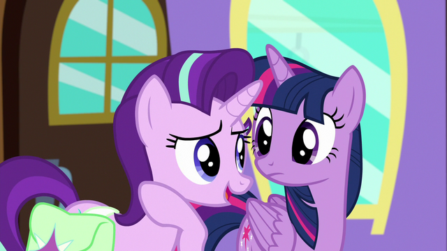 """File:Starlight """"better if the castle was empty"""" S7E2.png"""