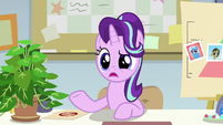 "Starlight ""if you aren't comfortable with that"" S9E20"