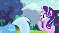 Starlight --not if you could use real magic-- S6E6