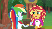 "Sunset Shimmer ""I know you're excited"" EG4"