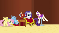 Sweatshop Rarity S3E5