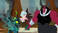 "Tirek ""impossible for any other creature"" S9E24"