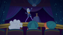 Trixie still putting on a magic show EGSB