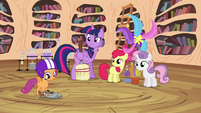 "Twilight ""made so much progress"" S4E15"
