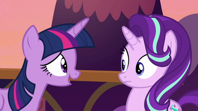 """File:Twilight Sparkle """"I just got here to bring you"""" S7E10.png"""