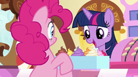 "Twilight Sparkle ""do you still have a giant file"" S7E3"