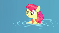 "Apple Bloom ""you think I could be an aquapony"" S4E20"