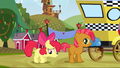Apple Bloom sad about Babs leaving S3E8.png