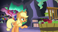 "Applejack ""I don't think that's what I did"" S7E23"