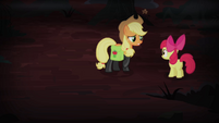 Applejack 'you okay' S4E17