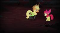 Applejack 'you okay' S4E17